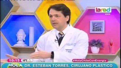 ", Dr. Torres en matinal ""Hola Chile"" de La Red"