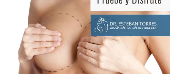 , El Dr. Esteban Torres estuvo en Pruebe y Disfrute hablando de implantes mamarios
