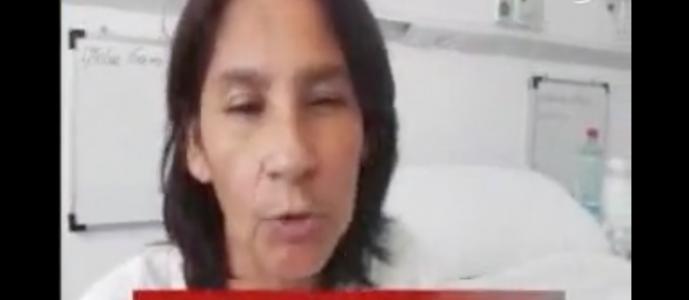 , El Doctor Torres se refiere a la quemada por fuga de gas en noticiario de Chilevisión