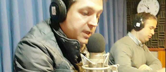 , Doctor Esteban Torres en Radio Bío Bío conversando sobre Fundación Mujer 2.0