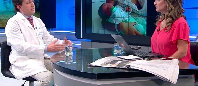 , Doctor Esteban Torres fue entrevistado en CNN sobre Fundación Mujer 2.0