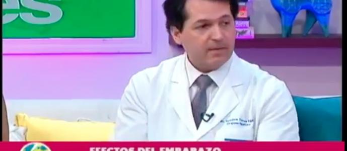 , ¿Cómo cambia el cuerpo con el embarazo? Doctor Torres lo explica en Zona Latina