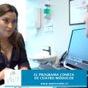 """María José Lozano de la agencia """"Cómo Me Veo"""" en Avenida Salud"""