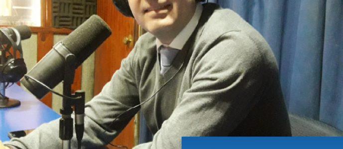 """, Doctor Esteban Torres hablando sobre Fundación Mujer 2.0 en """"Una Semana en la Radio"""""""