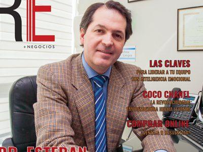 , Entrevista de Revista Emprende al Doctor Esteban Torres