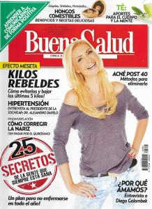 ¿Qué es la Rinomodelación?: Entrevista al Doctor Torres en Revista Buena Salud, Dr. Esteban Torres
