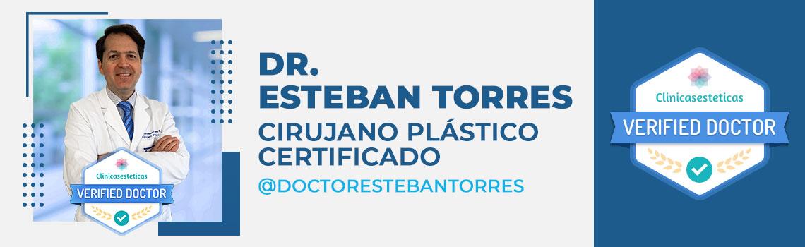 Curriculum Dr. Esteban Torres, Dr. Esteban Torres