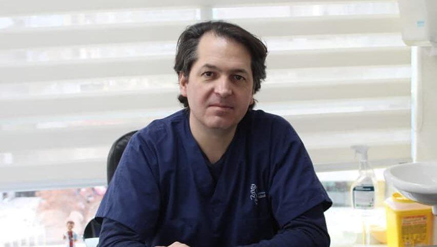 Salud mental en el pabellón, Dr. Esteban Torres