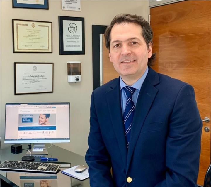 ¿Qué ocurre con nuestra piel ante una cirugía en pandemia?, Dr. Esteban Torres